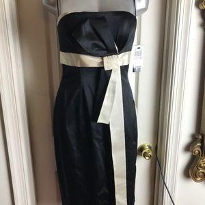 $436 NEW Dina Bar-el Silk Dress